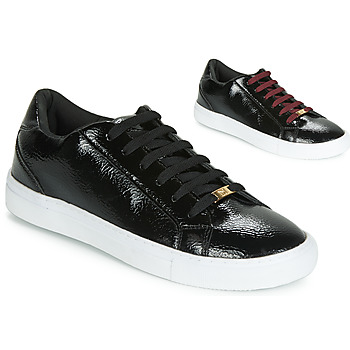 Skor Dam Sneakers André MIMOSA Svart
