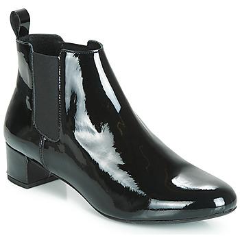 Skor Dam Boots André PAOLA Svart