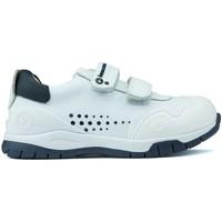 Skor Barn Sneakers Garvalin BIOMECANICS ANDY K BLANCO_AZUL