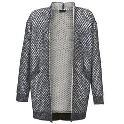 textil Dam Koftor / Cardigans / Västar Kookaï CHINIA Marin
