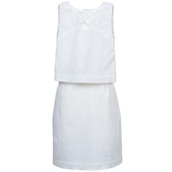 textil Dam Korta klänningar Kookaï BOUJETTE Vit