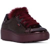 Skor Dam Sneakers CallagHan PANDORA MOON LINE Rosso