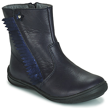 Skor Flickor Boots André INDIANA Marin