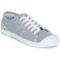 Skor Dam Sneakers Le Temps des Cerises BASIC 02 Blå / Vit