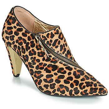 Skor Dam Stövletter Lola Ramona RAMONA Leopard