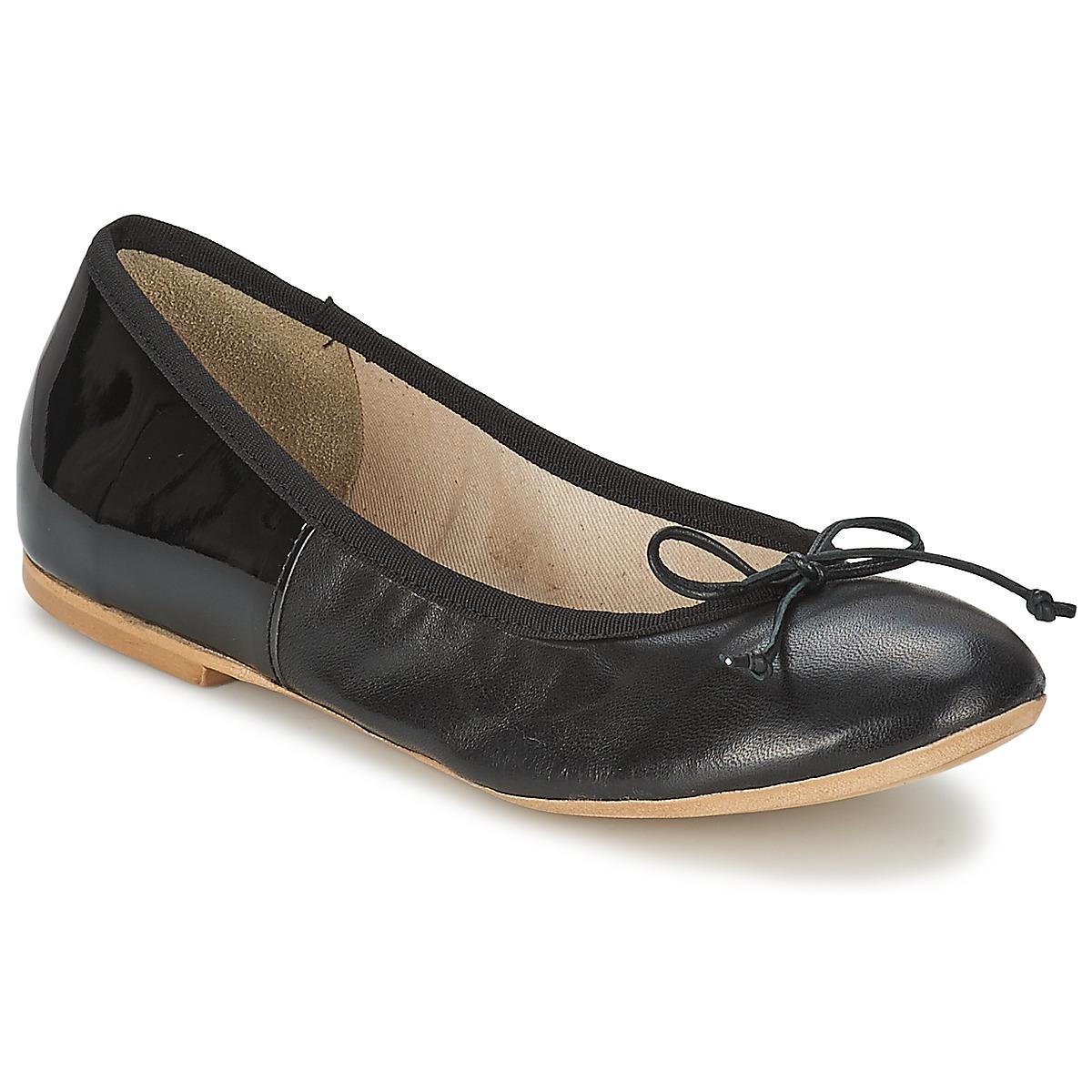 ballerinor Betty London MANDOLI Svart