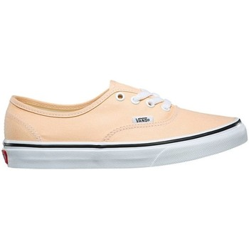 Skor Dam Sneakers Vans UA Authentic Orange