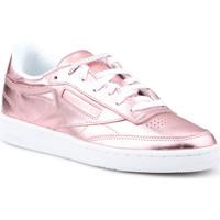 Skor Dam Sneakers Reebok Sport Club C 85 S Shine CN0512 pink