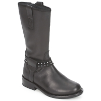 Skor Flickor Boots Hip GRABI Svart