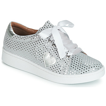 Skor Dam Sneakers Cristofoli ARE Silver
