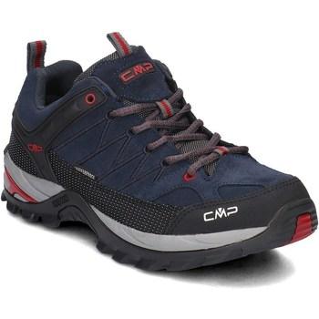 Skor Herr Sneakers Cmp Rigel Low Svarta,Grenade