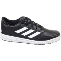 Skor Barn Sneakers adidas Originals Altasport K Svarta