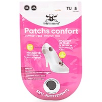 Accessoarer Dam Skotillbehör Lady's Secret COUSSINETS ANTI-DOULEUR NO HURT Svart