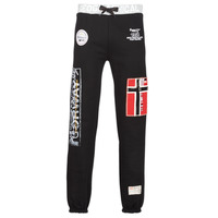 textil Herr Joggingbyxor Geographical Norway MYER Svart