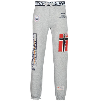 textil Herr Joggingbyxor Geographical Norway MYER Grå