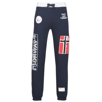 textil Herr Joggingbyxor Geographical Norway MYER Marin