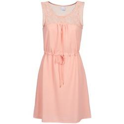 textil Dam Korta klänningar Vero Moda ZANA Rosa