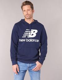 textil Herr Sweatshirts New Balance NB SWEATSHIRT Marin
