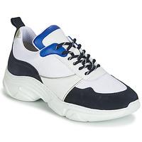 Skor Dam Sneakers Ikks RUNNING Vit