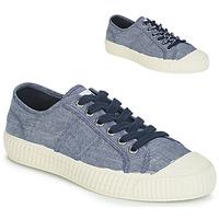 Skor Dam Sneakers Pepe jeans ING LOW Blå
