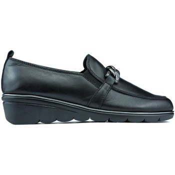Skor Dam Loafers The Flexx BUGABOO NEGRO