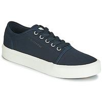 Skor Herr Sneakers G-Star Raw STRETT II Blå