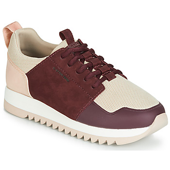 Skor Dam Sneakers G-Star Raw DELINE WMN Rosa / Bordeaux