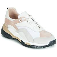 Skor Dam Sneakers Tosca Blu KELLY Vit / Beige