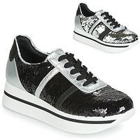 Skor Dam Sneakers Tosca Blu ANDREA Svart