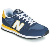 Skor Herr Sneakers New Balance GM500 Blå