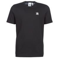 textil Herr T-shirts adidas Originals ESSENTIAL T Svart