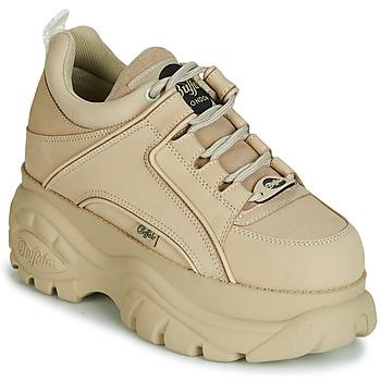 Skor Dam Sneakers Buffalo 1533046 Beige