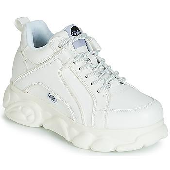 Skor Dam Sneakers Buffalo 1630121 Vit
