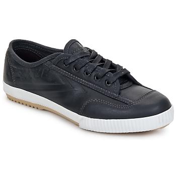 Skor Sneakers Feiyue FE LO PLAIN CHOCO Svart