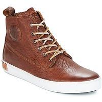 Skor Herr Höga sneakers Blackstone INCH WORKER Brun