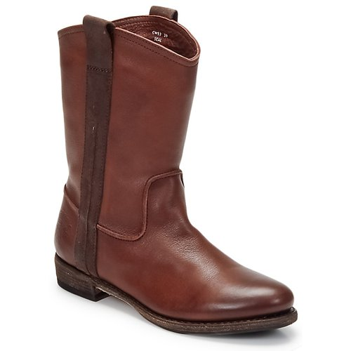 Skor Herr Boots Blackstone BOLOGNA HORSES Brun