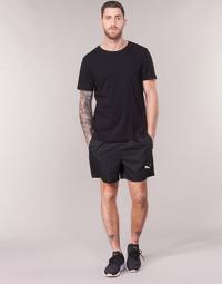 textil Herr Shorts / Bermudas Puma WOVEN SHORT Svart