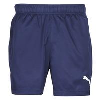 textil Herr Shorts / Bermudas Puma WOVEN SHORT Marin