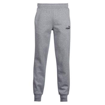 textil Herr Joggingbyxor Puma SWEAT PANT Grå