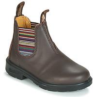 Skor Barn Boots Blundstone KID'S BLUNNIES Brun