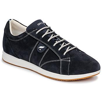 Skor Dam Sneakers Geox D AVERY Marin