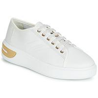 Skor Dam Sneakers Geox D OTTAYA Vit