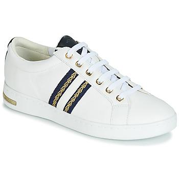 Skor Dam Sneakers Geox D JAYSEN Vit