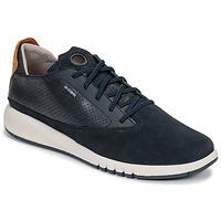 Skor Herr Sneakers Geox U AERANTIS Marin
