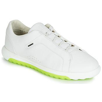 Skor Herr Sneakers Geox U NEXSIDE Vit