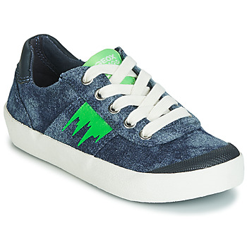 Skor Pojkar Sneakers Geox J KILWI BOY Blå
