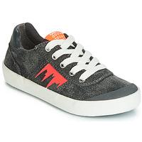 Skor Pojkar Sneakers Geox J KILWI BOY Grå / Orange