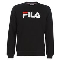 textil Sweatshirts Fila PURE Crew Sweat Svart