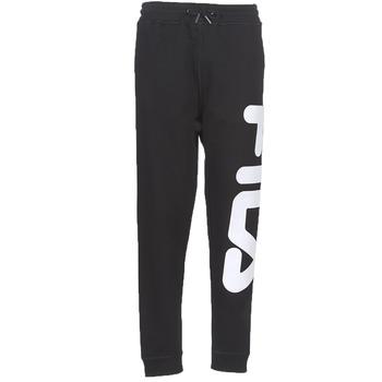 textil Joggingbyxor Fila PURE Basic Pants Svart
