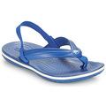 Skor Barn Flip-flops Crocs CROCBAND STRAP FLIP K Blå